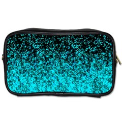 Glitter Dust 1 Travel Toiletry Bag (Two Sides)