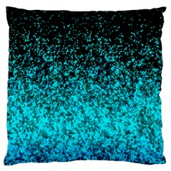 Glitter Dust 1 Large Cushion Case (Two Sided)