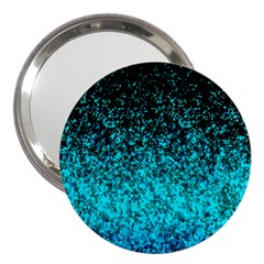 Glitter Dust 1 3  Handbag Mirror