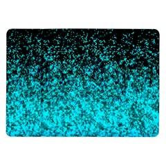 Glitter Dust 1 Samsung Galaxy Tab 10 1  P7500 Flip Case