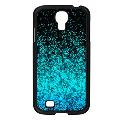 Glitter Dust 1 Samsung Galaxy S4 I9500/ I9505 Case (Black)