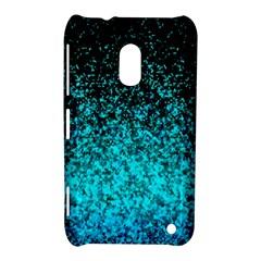 Glitter Dust 1 Nokia Lumia 620 Hardshell Case