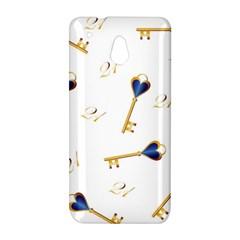 21st Birthday Keys Background HTC One mini Hardshell Case