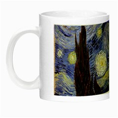 Vincent Van Gogh Starry Night Glow in the Dark Mug