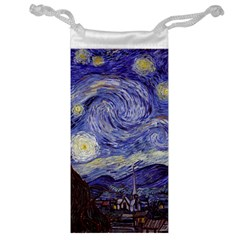 Vincent Van Gogh Starry Night Jewelry Bag