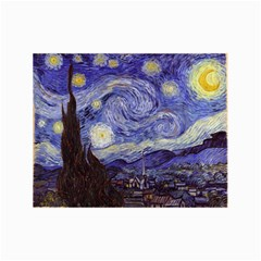 Vincent Van Gogh Starry Night Canvas 24  x 36  (Unframed)