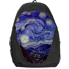 Vincent Van Gogh Starry Night Backpack Bag