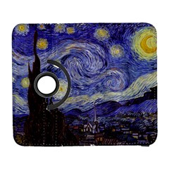 Vincent Van Gogh Starry Night Samsung Galaxy S  III Flip 360 Case