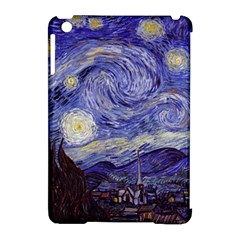 Vincent Van Gogh Starry Night Apple Ipad Mini Hardshell Case (compatible With Smart Cover)