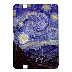 Vincent Van Gogh Starry Night Kindle Fire HD 8.9  Hardshell Case