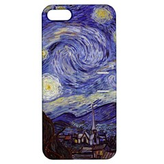 Vincent Van Gogh Starry Night Apple iPhone 5 Hardshell Case with Stand