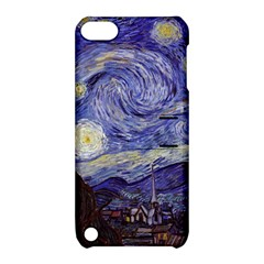 Vincent Van Gogh Starry Night Apple iPod Touch 5 Hardshell Case with Stand