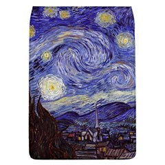 Vincent Van Gogh Starry Night Removable Flap Cover (large)