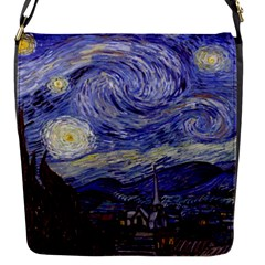 Vincent Van Gogh Starry Night Removable Flap Cover (Small)