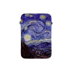 Vincent Van Gogh Starry Night Apple Ipad Mini Protective Sleeve