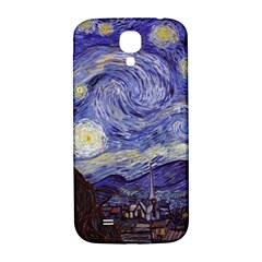 Vincent Van Gogh Starry Night Samsung Galaxy S4 I9500/I9505  Hardshell Back Case