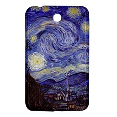 Vincent Van Gogh Starry Night Samsung Galaxy Tab 3 (7 ) P3200 Hardshell Case