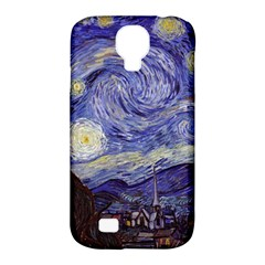 Vincent Van Gogh Starry Night Samsung Galaxy S4 Classic Hardshell Case (PC+Silicone)