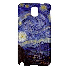 Vincent Van Gogh Starry Night Samsung Galaxy Note 3 N9005 Hardshell Case
