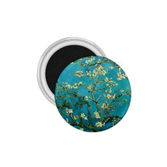 Vincent Van Gogh Blossoming Almond Tree 1 75  Button Magnet