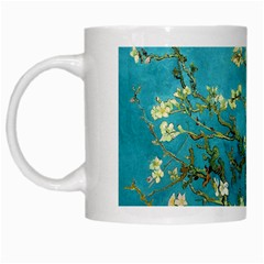 Vincent Van Gogh Blossoming Almond Tree White Coffee Mug