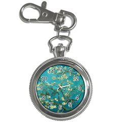 Vincent Van Gogh Blossoming Almond Tree Key Chain & Watch