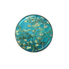 Vincent Van Gogh Blossoming Almond Tree Golf Ball Marker 4 Pack (for Hat Clip)