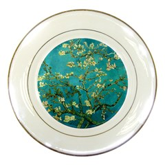 Vincent Van Gogh Blossoming Almond Tree Porcelain Display Plate