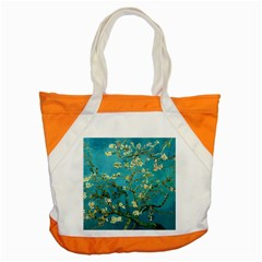 Vincent Van Gogh Blossoming Almond Tree Accent Tote Bag