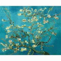Vincent Van Gogh Blossoming Almond Tree Canvas 8  X 10  (unframed)