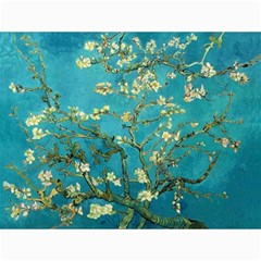 Vincent Van Gogh Blossoming Almond Tree Canvas 12  x 16  (Unframed)