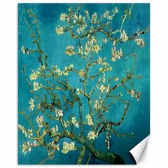 Vincent Van Gogh Blossoming Almond Tree Canvas 16  X 20  (unframed)