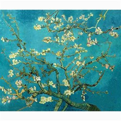 Vincent Van Gogh Blossoming Almond Tree Canvas 20  x 24  (Unframed)