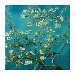 Vincent Van Gogh Blossoming Almond Tree Glasses Cloth (Medium)