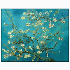 Vincent Van Gogh Blossoming Almond Tree Canvas 11  x 14  (Unframed)