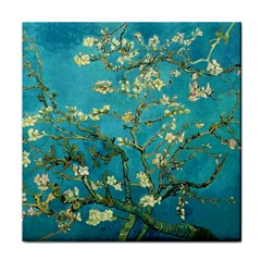 Vincent Van Gogh Blossoming Almond Tree Face Towel
