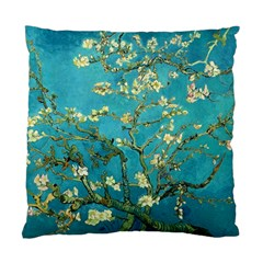 Vincent Van Gogh Blossoming Almond Tree Cushion Case (Two Sided)