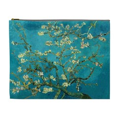 Vincent Van Gogh Blossoming Almond Tree Cosmetic Bag (xl)