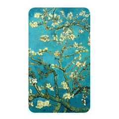 Vincent Van Gogh Blossoming Almond Tree Memory Card Reader (Rectangular)