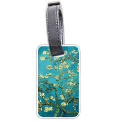Vincent Van Gogh Blossoming Almond Tree Luggage Tag (One Side)