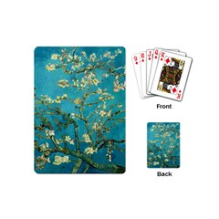 Vincent Van Gogh Blossoming Almond Tree Playing Cards (mini)