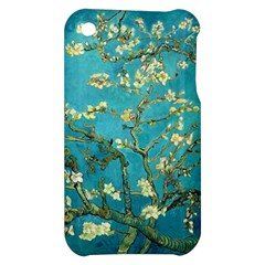 Vincent Van Gogh Blossoming Almond Tree Apple iPhone 3G/3GS Hardshell Case