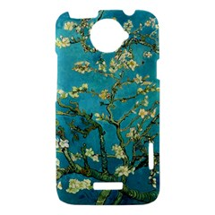 Vincent Van Gogh Blossoming Almond Tree HTC One X Hardshell Case