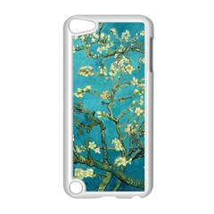 Vincent Van Gogh Blossoming Almond Tree Apple iPod Touch 5 Case (White)