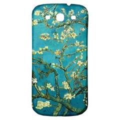 Vincent Van Gogh Blossoming Almond Tree Samsung Galaxy S3 S III Classic Hardshell Back Case