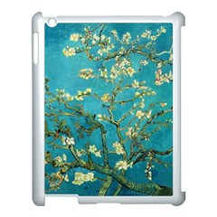Vincent Van Gogh Blossoming Almond Tree Apple Ipad 3/4 Case (white)