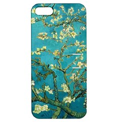 Vincent Van Gogh Blossoming Almond Tree Apple Iphone 5 Hardshell Case With Stand