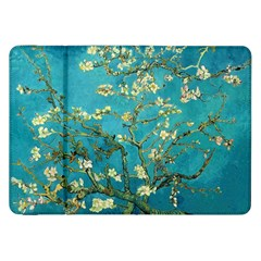 Vincent Van Gogh Blossoming Almond Tree Samsung Galaxy Tab 8.9  P7300 Flip Case