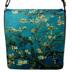 Vincent Van Gogh Blossoming Almond Tree Removable Flap Cover (small)
