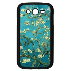 Vincent Van Gogh Blossoming Almond Tree Samsung Galaxy Grand DUOS I9082 Case (Black)